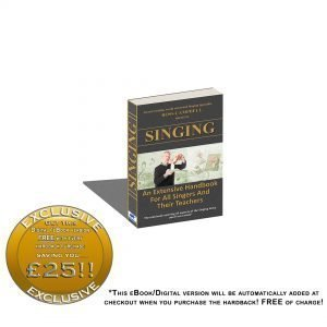 ebook version of Ross Campbell's hardback book on singing and vocal health