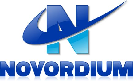 Small full Novordium logo